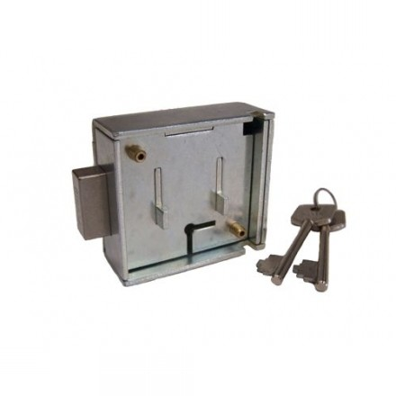 600	ROSS SAFE LOCK WITH COVER #600