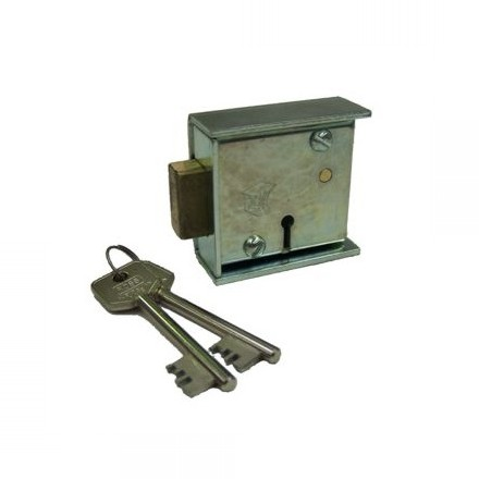 102-WCL - Ross 102 Series Safe Lock LH Throw