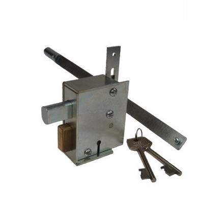 900-WCL/WCR - Ross 3 Point Locking 900 Series Safe Lock