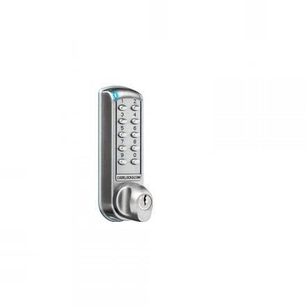 CL2255 - Codelock Medium Duty Electronic Tubular Mortice Lock