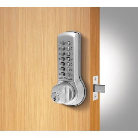 CL310 Tubular Deadbolt with Key Override