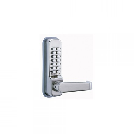 CL415 - Codelock Medium duty tubular mortice latch with Code Free entry option