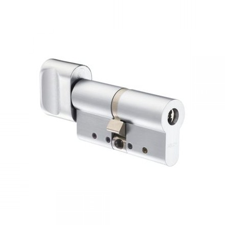 CY323T - ABLOY Protec2 - 31mm Cylinder with thumbturn Europrofile / DIN