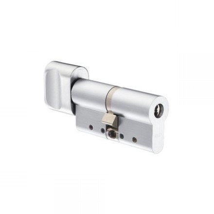 CY323N - ABLOY Protec - 31mm Cylinder with thumbturn Europrofile / DIN