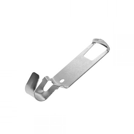 0650-001 - Key-Bak - Stainless Steel Support for Belt Clip