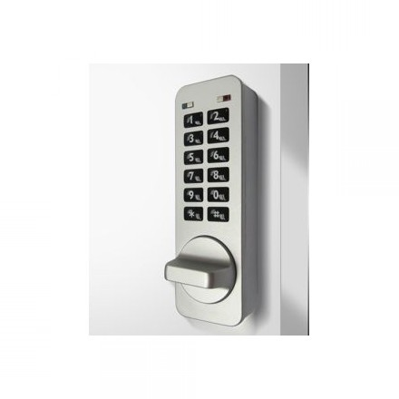 KL90-S - KitLock NANO90 Silver Furniture Lock