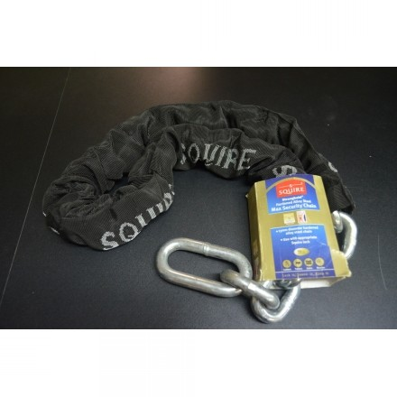 MC4 - Squire Max Security Chain 1200 mm - 13 mm Link