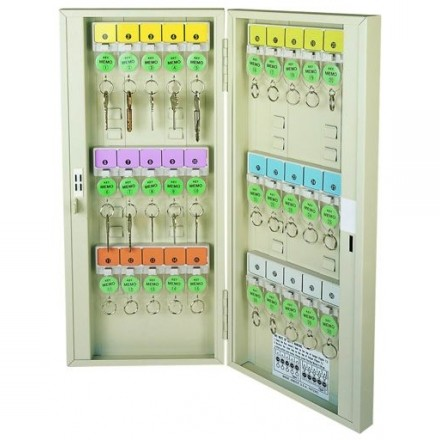 NKB-30 - Tat Ta 30 Key Cabinet with Combination Lock