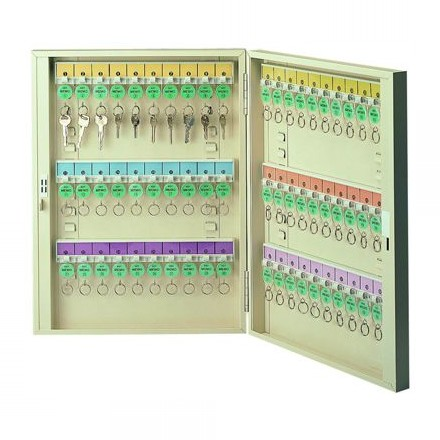 NKB-60 - TA TA 60 Key Cabinet with Combination Lock