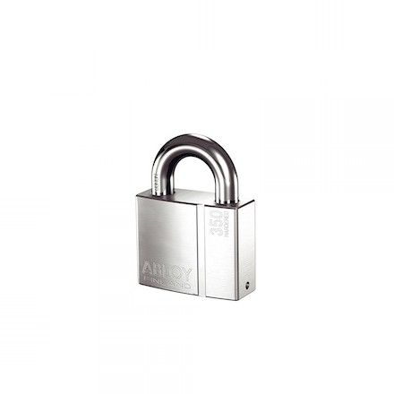 "PL350N - ABLOY Protec - Grade 5 Padlock with 25mm shackle ""Unassembled"""