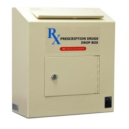 RX-164 - Protex Prescription Drop Box
