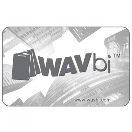 WAVbi-CARD-U - User Card