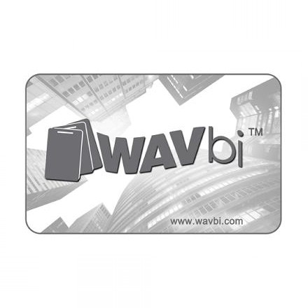 WAVbi-CARD-APP - App Management Card