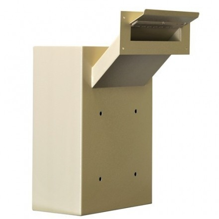 WDC-160 - Protex Wall Drop Box w/ Adjustable Chute